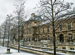 paris palais luxumburg